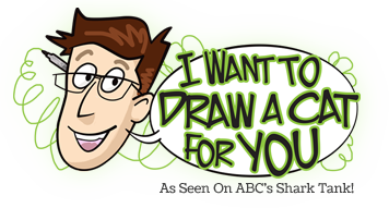 I Want To Draw A Cat For You | As Seen On ABC's Shark Tank!